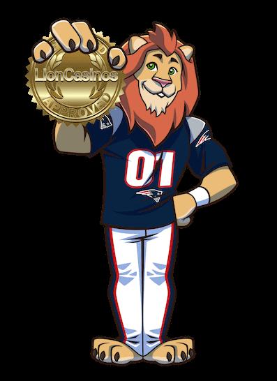 lioncasinos usa mascot